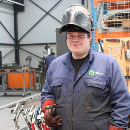 Kevin Swaanen Constructiebankwerker