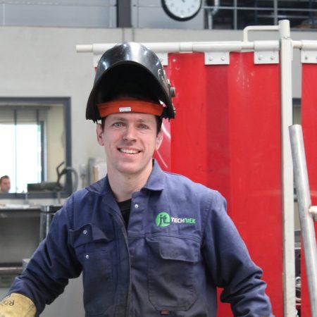 Roy Groenen Constructiebankwerker