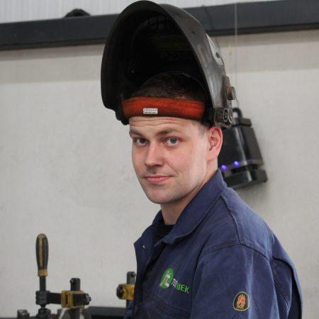 Dave van Beers Constructiebankwerker
