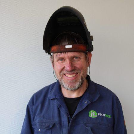 Ron Hendrikx Constructiebankwerker